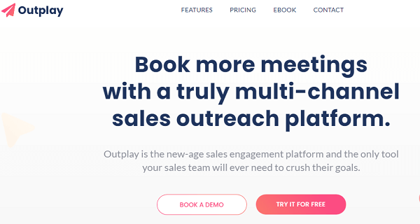 Outplay-inside sales solution