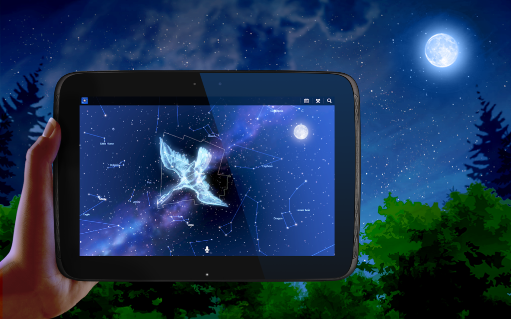 StarChart- free augmented reality apps