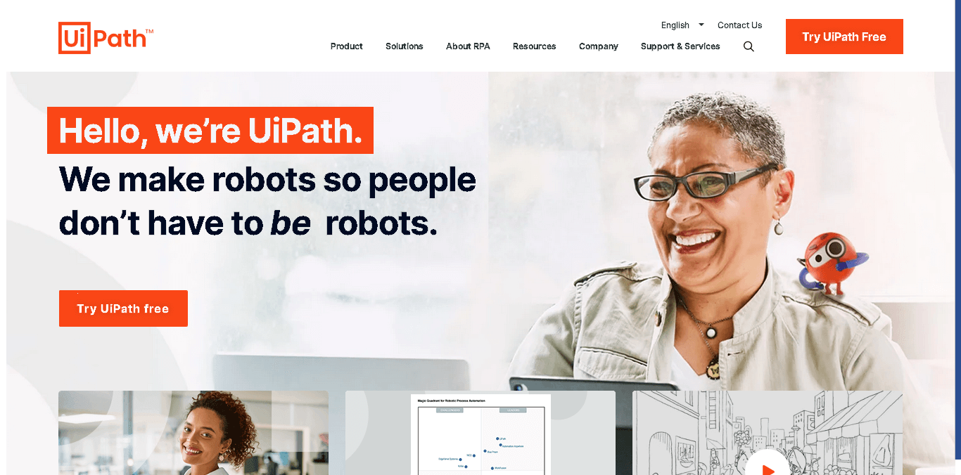 UiPath- Robotic Process Automation Without any Cost