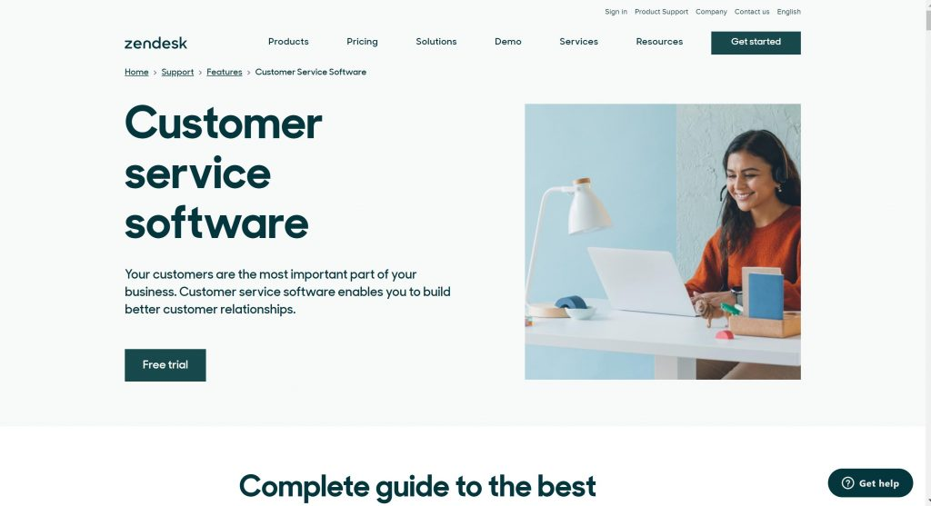 Zendesk- Best customer experience solutions
