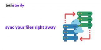 file sync software