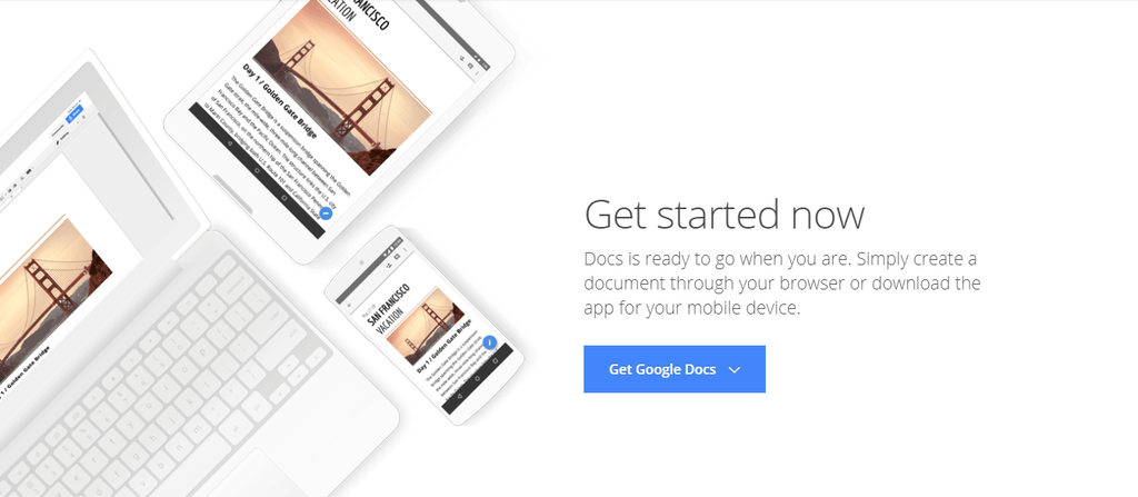 google-docs-homepage