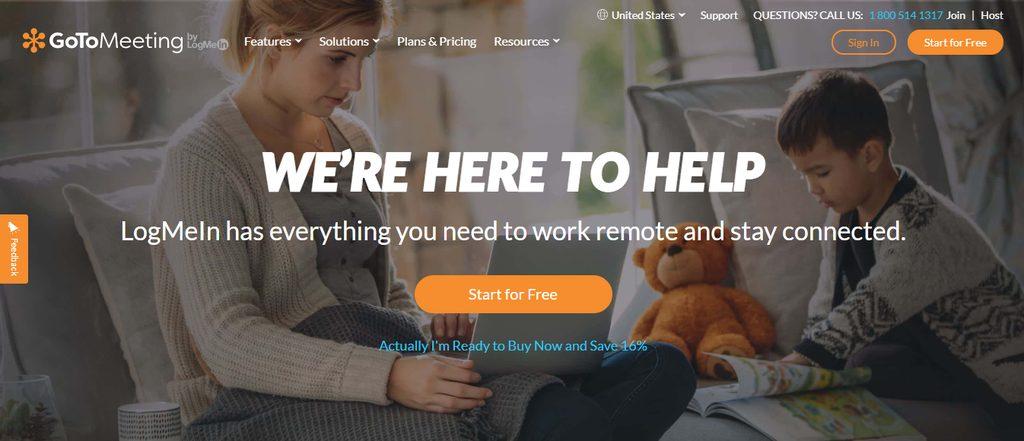 gotomeeting-homepage