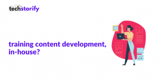 training content development