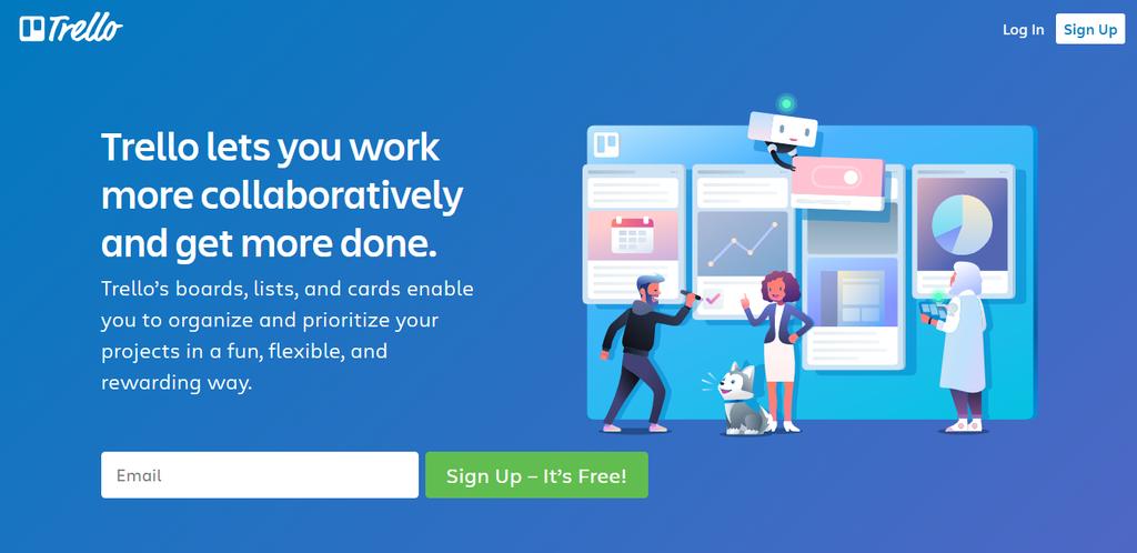 trello-collaboration tools