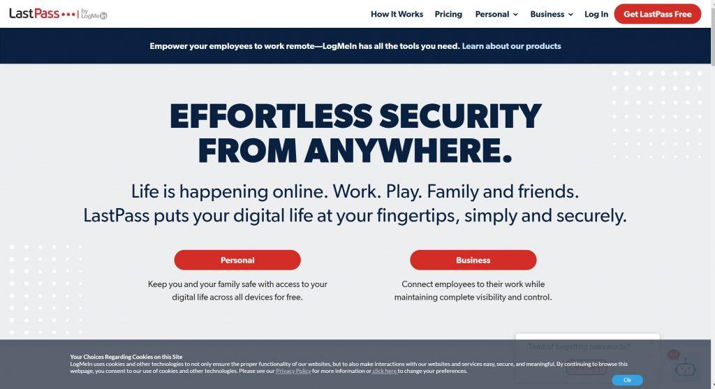 Lastpass- password-manager