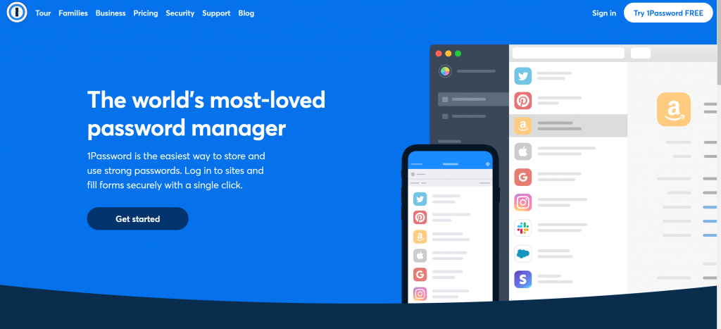 Password Manager- best password manager software