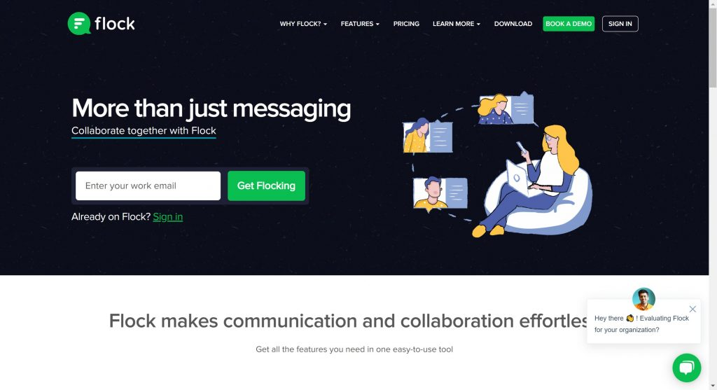 Team-Messenger-Online-Collaboration-Platform-–-Flock- Discord alternatives