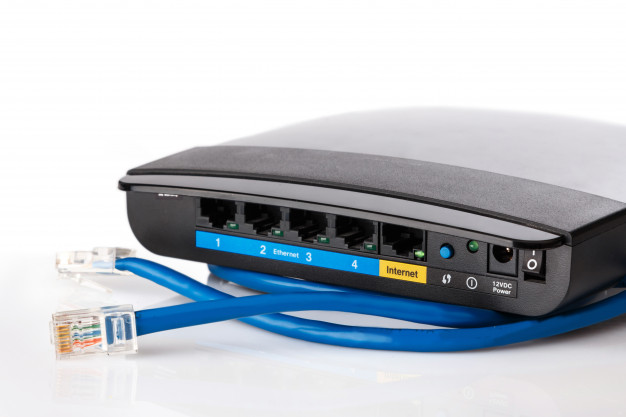 Ethernet cable- how to fix error wow5109
