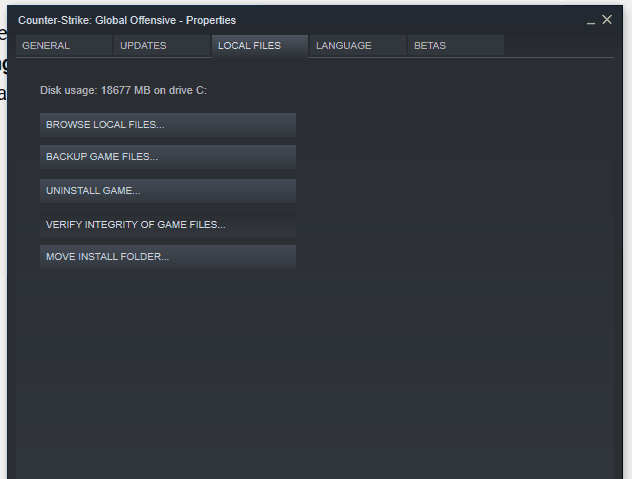 Steam API initialization failed- Verifi integrity
