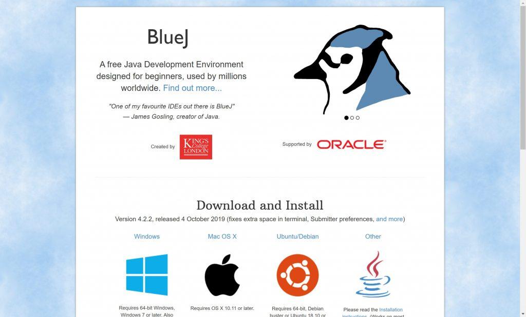 BlueJ- Best IDE for Programmers