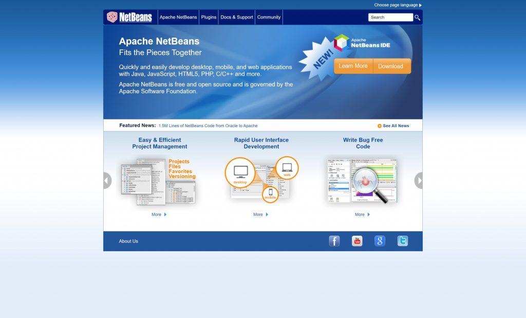 Netbeans- IDE for Java
