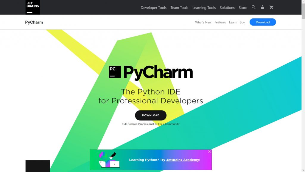 PyCharm-the-Python-IDE-for-Professional-Developers-by-JetBrains