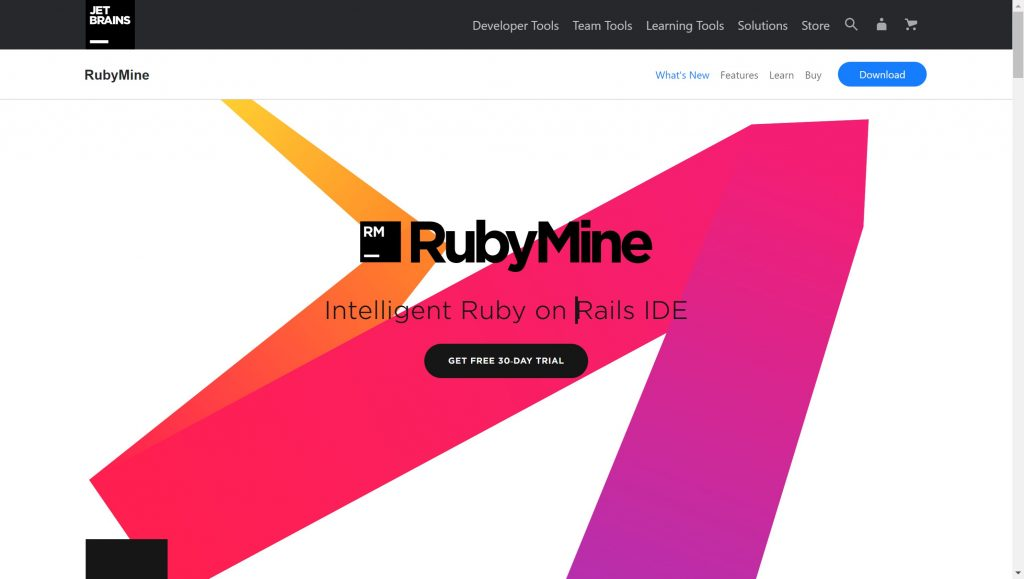 RubyMine IDE for Ruby Programmers