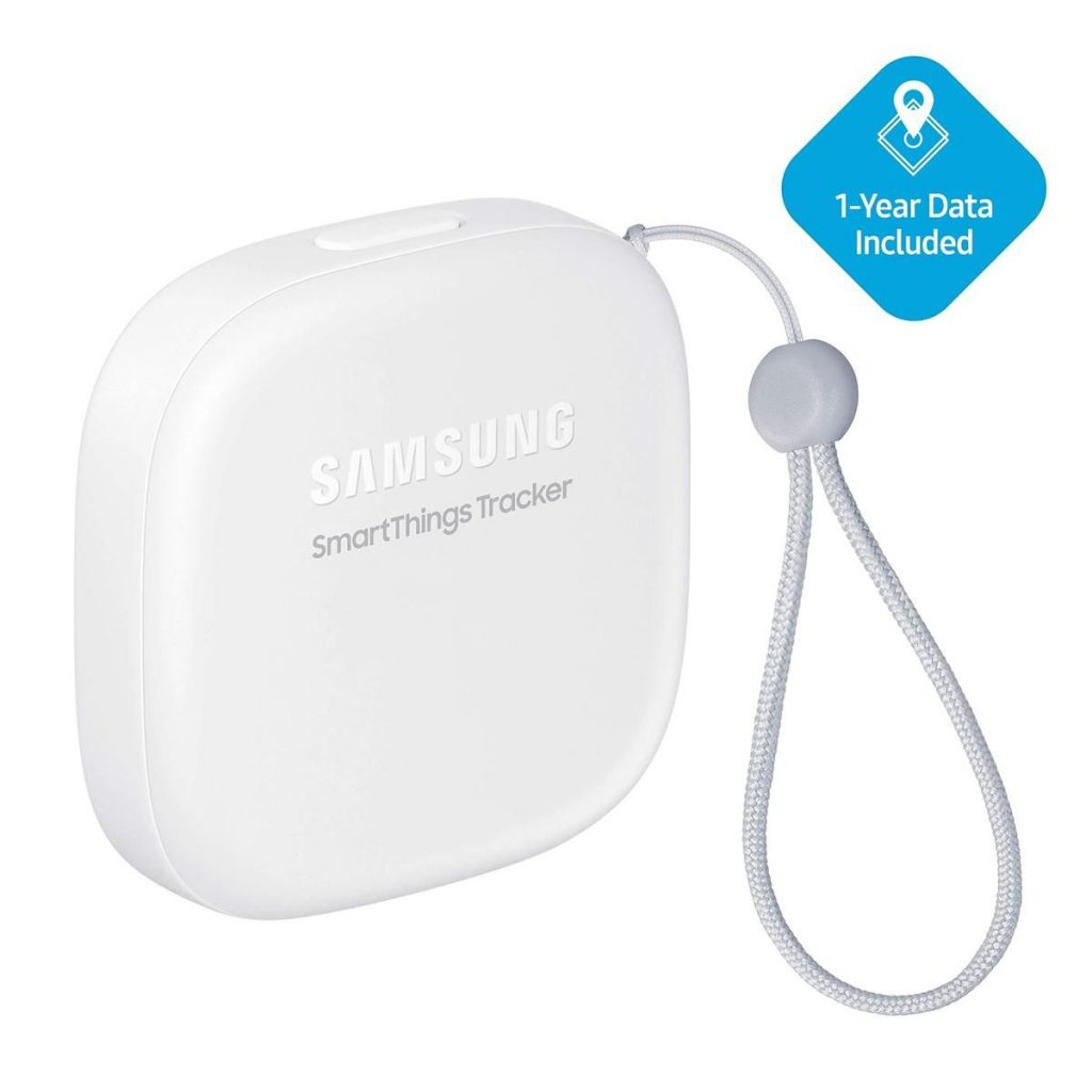 Samsung SMart things tracker- best GPS tracker for kids