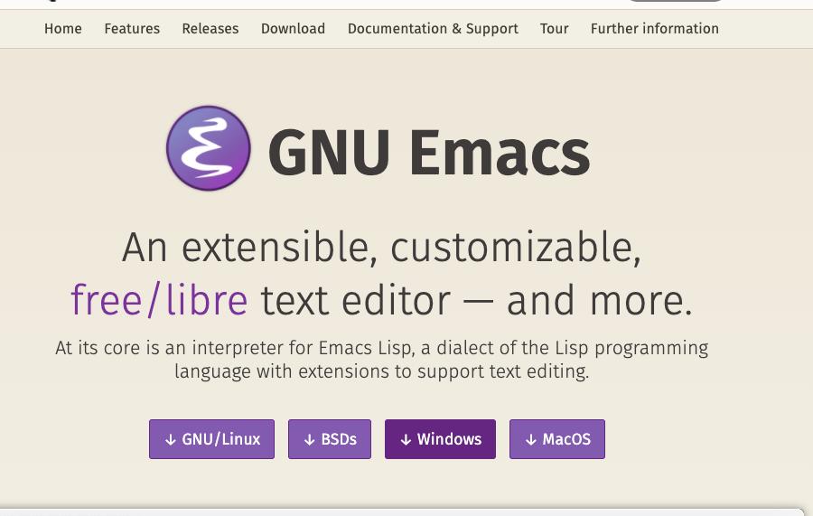 GNU Emacs Python IDE