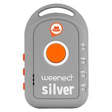 Weenect GPS tracker for kids
