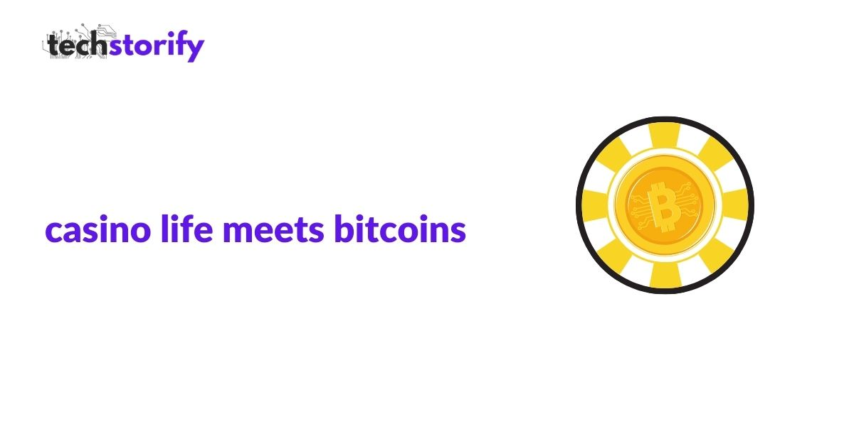 Playing Live Casino <bold>Games</bold> with <bold>Bitcoin</bold> - TechStorify