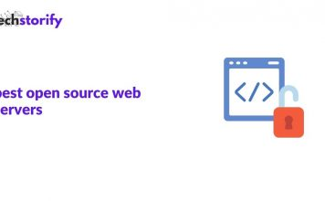 open source web servers