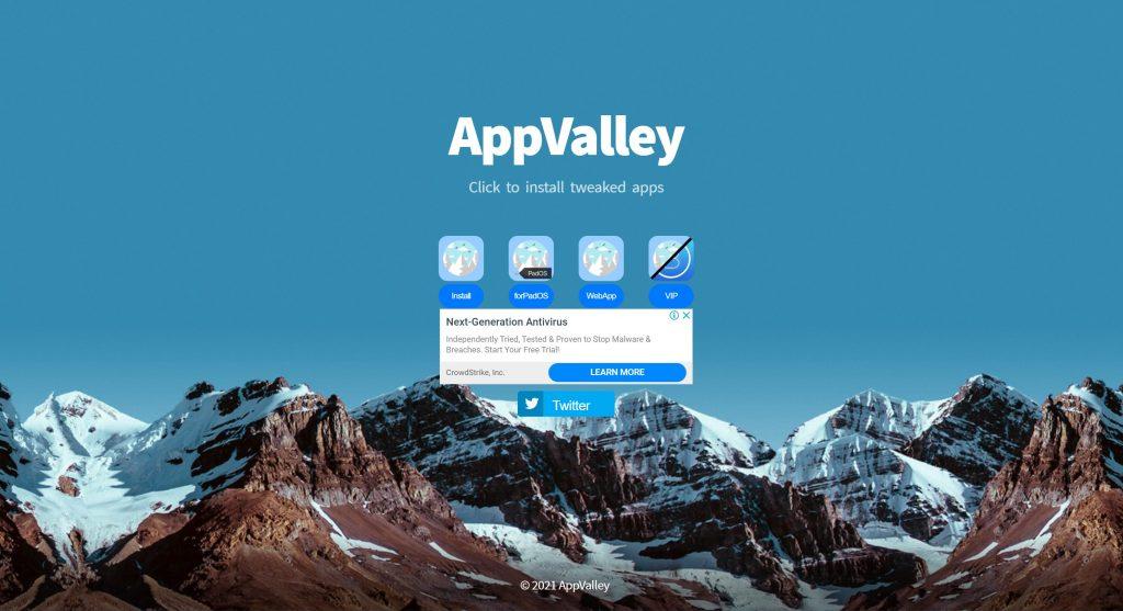 AppValley for jailbreaking