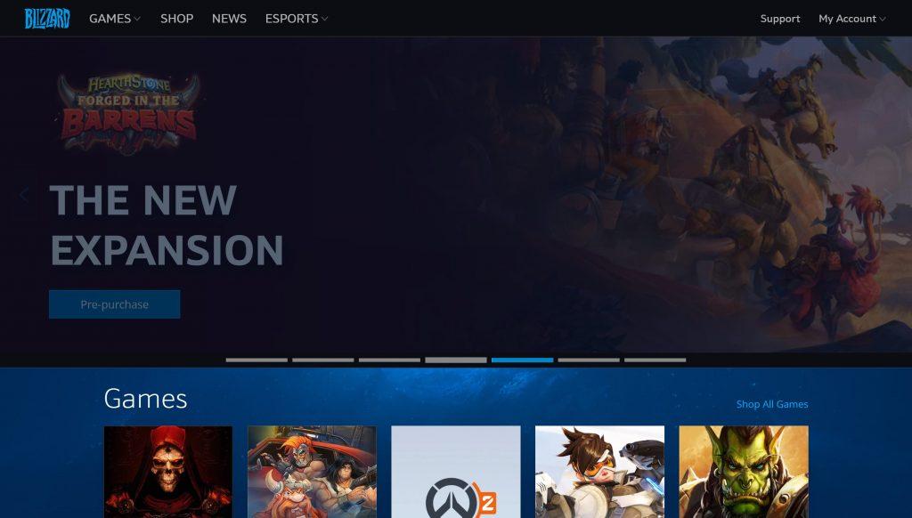 Blizzard- steam alternatives