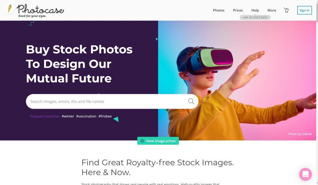 Photocase royalty free images