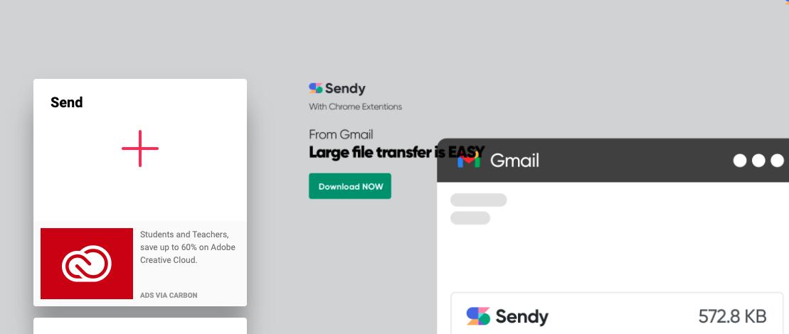 send anywhere - WeTransfer Alternatives