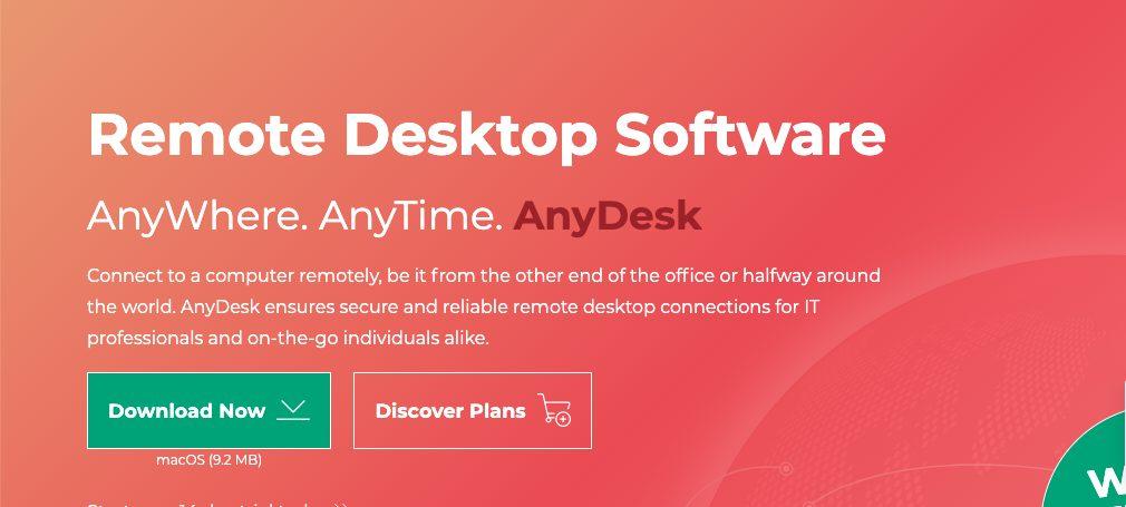 anydesk - LogMeIn Alternatives