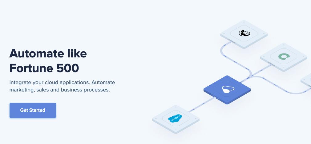 automate.io - Zapier Alternatives