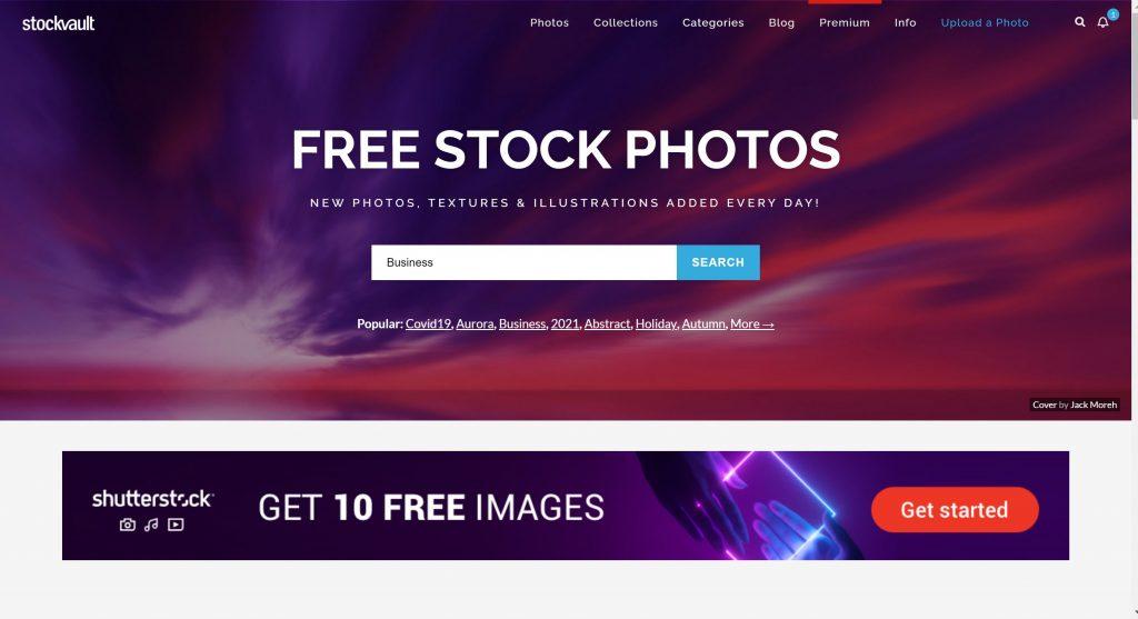 Stock vault royalty free images- Best shutterstock alternatives