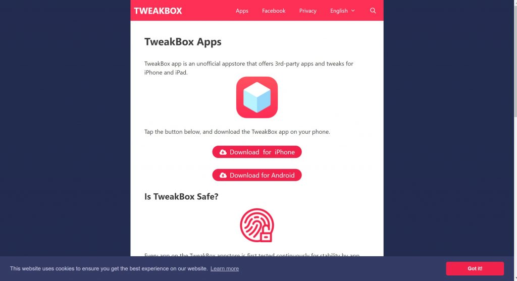 TweakBox cyndia alternatives'