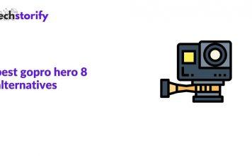 gopro hero 8 alternatives