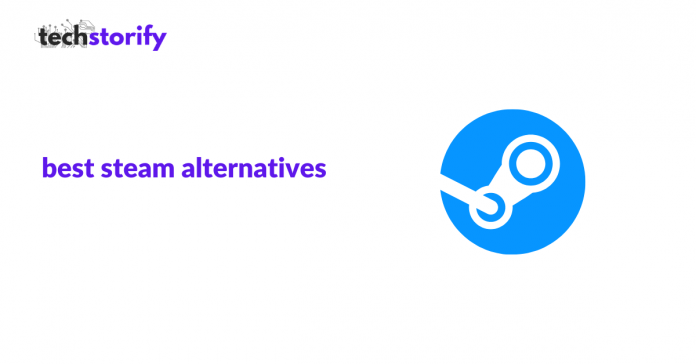 steam alternatives