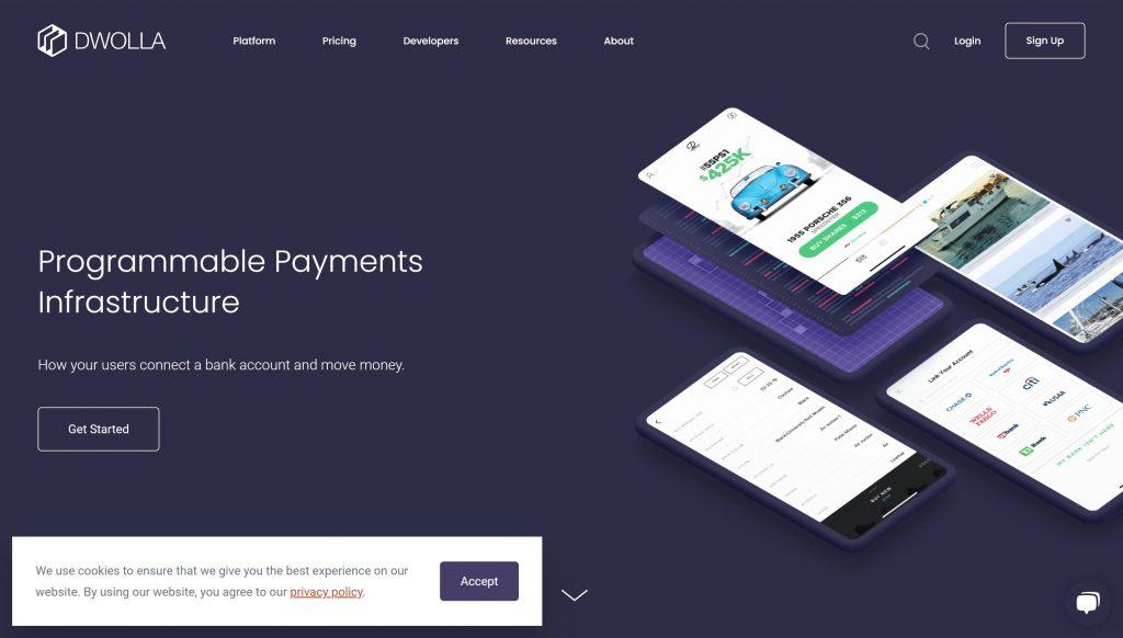 Dwolla payment gateways
