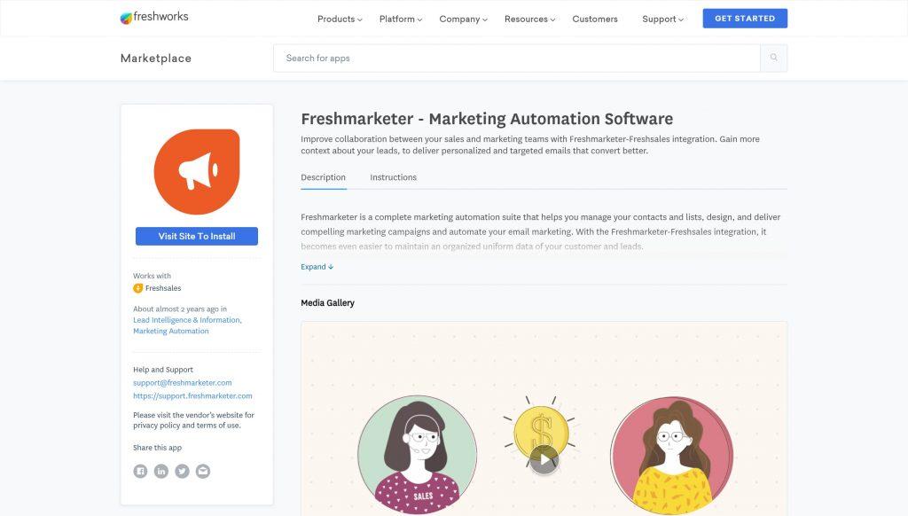 Freshmarketer- Best Hotjar alternatives