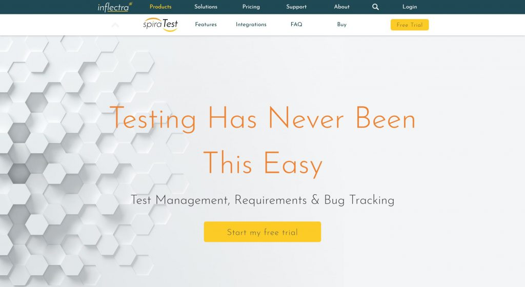 SpiraTest- best software testing tools