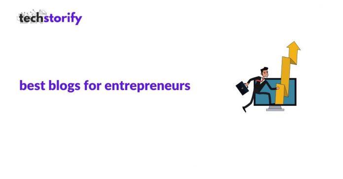 entrepreneur blogs