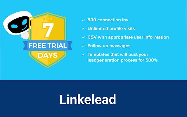 LinkedLead lead generation tool