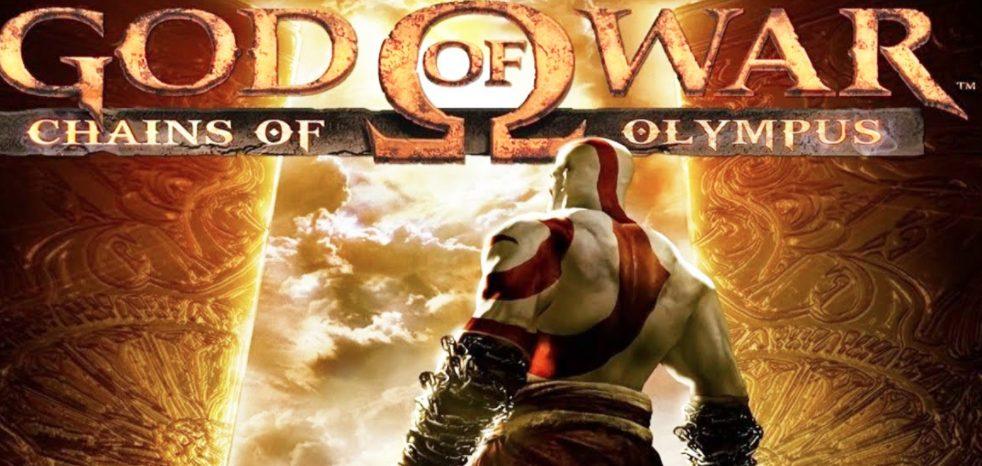 GOD of War: PSP Game