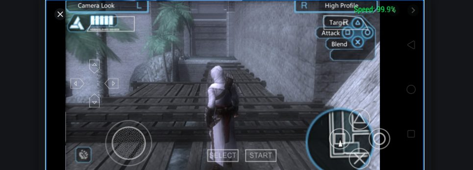 Assassin's Creed: Bloodlines - PSP games