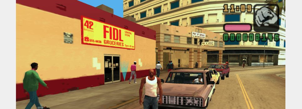 Grand Theft Auto – Vice City Stories - PSP game