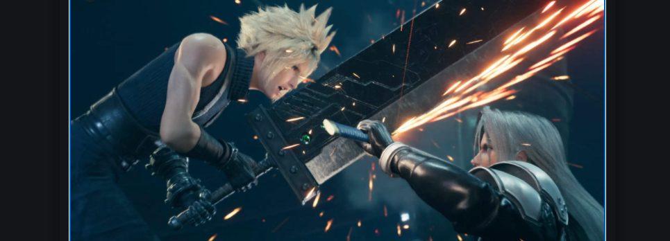 Final Fantasy VII : PSP game