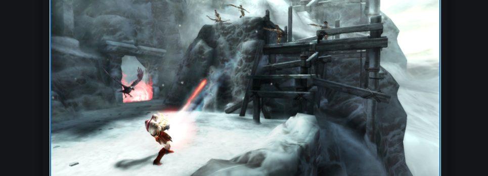 God Of War – Ghost Of Sparta - PSP games