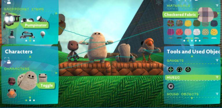 LittleBigPlanet : PSP Games
