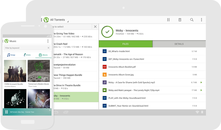Utorrent app- utorrent fix issues