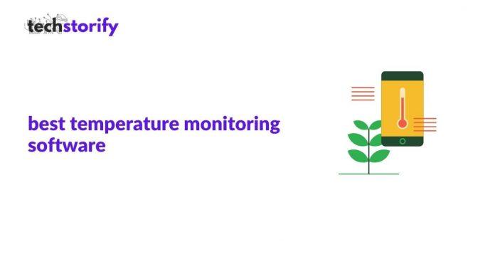 temperature monitoring software