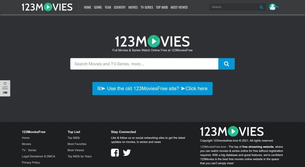 123Movies free- best niter alternatives