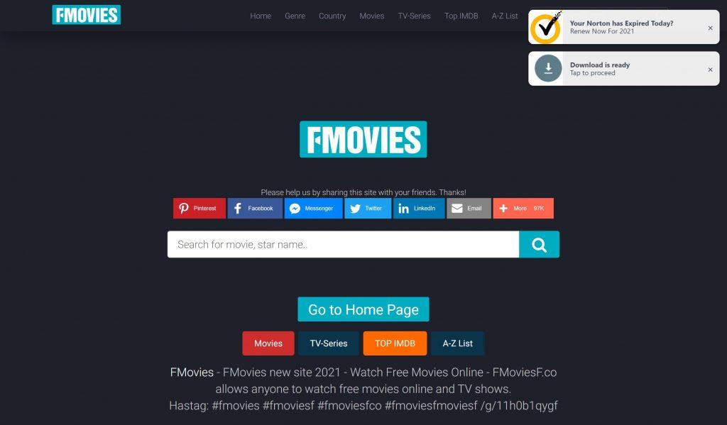 FMovies- best niter alternatives