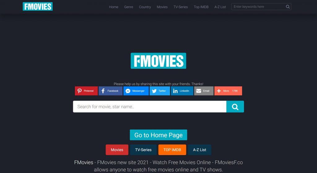 FMovies- best alternatives to losmovies
