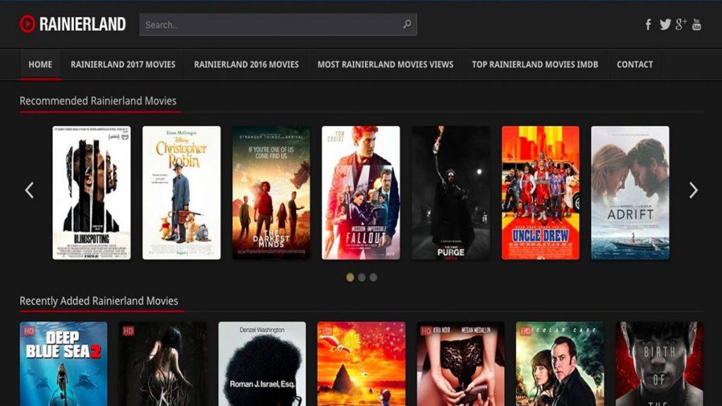 Rainerland alternatives to Los movies